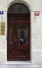 Vchod. dvere